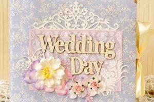Свадебный подарок свадебный фотоальбом Ice Cream - Опис