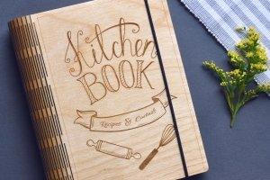 """Кулинарная книга """"Kitchen book"""" - ІНШІ РОБОТИ"""