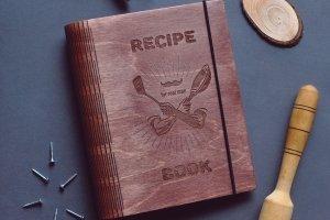 "Робота Кулінарна книга ""Recipe book for real man"""