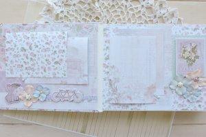 Свадебный подарок свадебный фотоальбом Provence - Опис