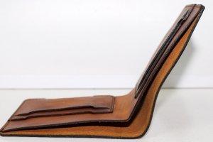 Чоловічий гаманець ручної роботи Орел - Опис