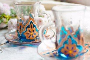 Чайна пара - армуд 'Східна казка'