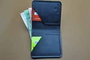 простий гаманець - Опис