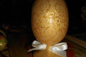 Яйце декоративне пасхальне