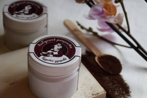 Робота Шоколадна маска та шоколадний скраб