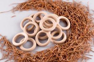 Кольцо деревянное - ІНШІ РОБОТИ