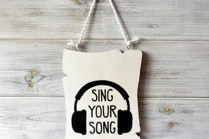 Постер «Sing Your Song» - ІНШІ РОБОТИ