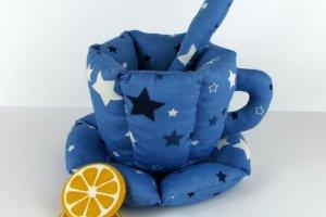 Робота Сувенир ′Чашка со звездами′