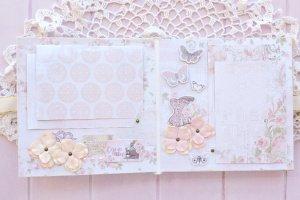 Свадебный подарок свадебный фотоальбом Vanilla - Опис