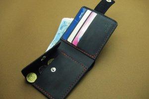 гаманець - Опис