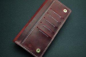 Жіночий гаманець - Опис