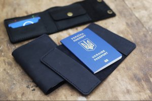 Обложка на паспорт Arizona - Опис