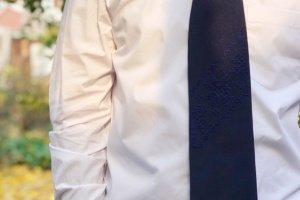 Краватка ЗОРЯНИЙ КОЛОДЯЗЬ В.01.02.С - ІНШІ РОБОТИ