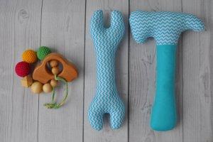 Брязкальце - іграшка для хлопчиків
