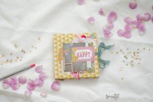 Блокнот Happy - ІНШІ РОБОТИ