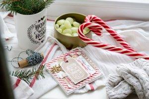 Листівка новорічна Snow - Опис