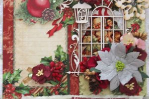 Різдвяна листівка , Новорічна листівка