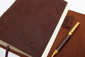 Подарок блокнот ручной работы  А5  - Опис