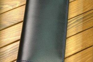 Чоловічий гаманець ручної роботи