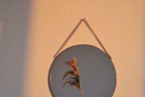Робота Кругле дзеркало на ланцюжку