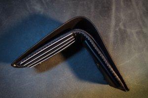 Шкіряний гаманець Череп і лілії (BMKn33b) - Опис