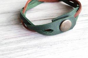 Кожаный браслет - ІНШІ РОБОТИ
