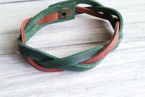 Шкіряний браслет - Опис