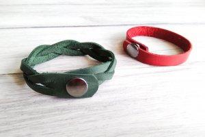 Кожаные браслеты - ІНШІ РОБОТИ