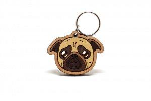 Дерев'яний адресник із зображенням породи Вашого собаки - ІНШІ РОБОТИ