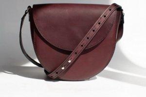 Работа Небольшая сумочка (BS002 marsala)