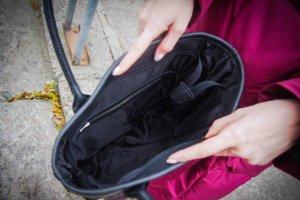 Кожаная сумка шоппер Плющ - Описание