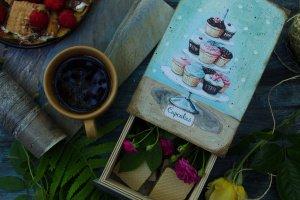 Робота коробка для сладостей