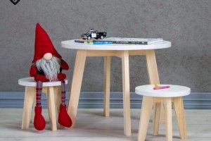 Дитячий набір стіл + 2 стільчика - ІНШІ РОБОТИ