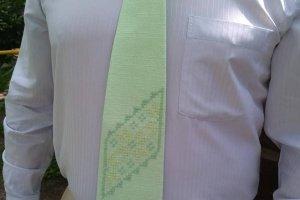 Робота ВЕЛЕС літо-коллекція краваток