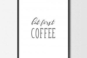 """Комплект постерів """"Start & Coffee"""" - Опис"""