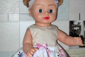 Одяг для ляльок - пупса Аліна (в рюкзаку). Набір. - Опис