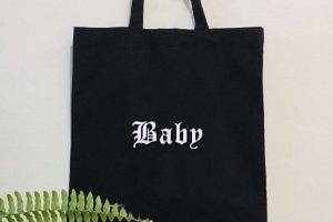"""Еко-сумка шоппер """"Baby"""""""