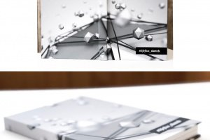 Скетчбук для акварелі Sketchbook #LifeFLUX_sketch - Опис