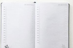 Блокнот Notebook Active My perfect day на рік - Опис