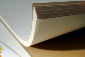 Блокнот Єнот, дерев'яний блокнот Ітон, з дерев'яною обкладинкою - Опис