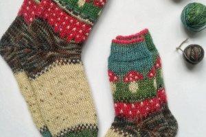 Теплі шкарпетки - ІНШІ РОБОТИ