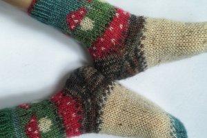 Теплі шкарпетки - Опис