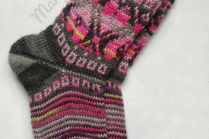 Робота Яскраві шкарпетки