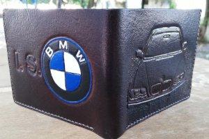 Робота Портмоне автомобілісту, БМВ / BMW та ін. Авто. Ручна робота