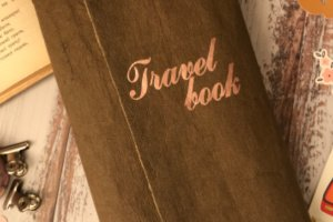 Travel book ( тревел бук, блокнот для подорожей) - ІНШІ РОБОТИ