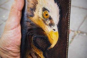 Кошелек на молнии орел - ІНШІ РОБОТИ
