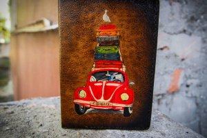 Обложка для паспорта на машине - ІНШІ РОБОТИ