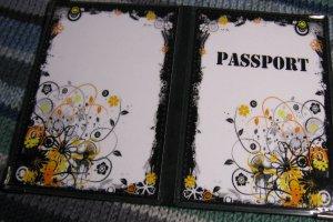 Робота Обкладинка для паспорта