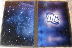 Робота Обкладинка на паспорт Всесвіт DC