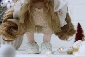 """Інтер'єрна лялька """"Цукерочка"""" - Опис"""